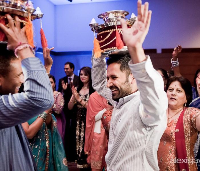 Sikh Wedding Photographer in Berkshire - Madjeski Stadium
