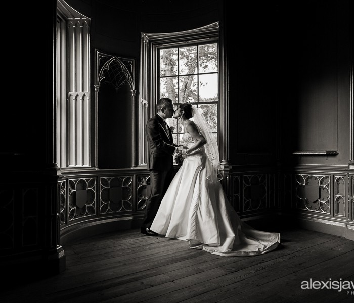 Strawberry Hill House Wedding Photographer - Keiron and Isil