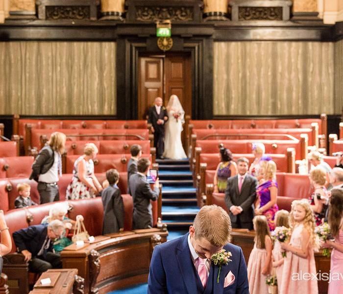 Marriott County Hall Wedding Photographer - Layla and Andrew