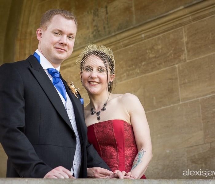 Tylney Hall Wedding Photographer - Liz and Andrew