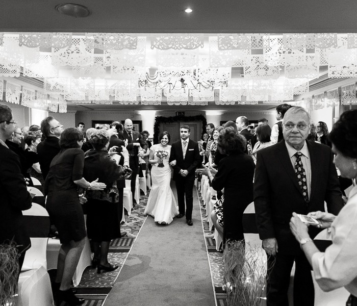 Weddings at the Compleat Angler - Marlow - Nisha and Fabien
