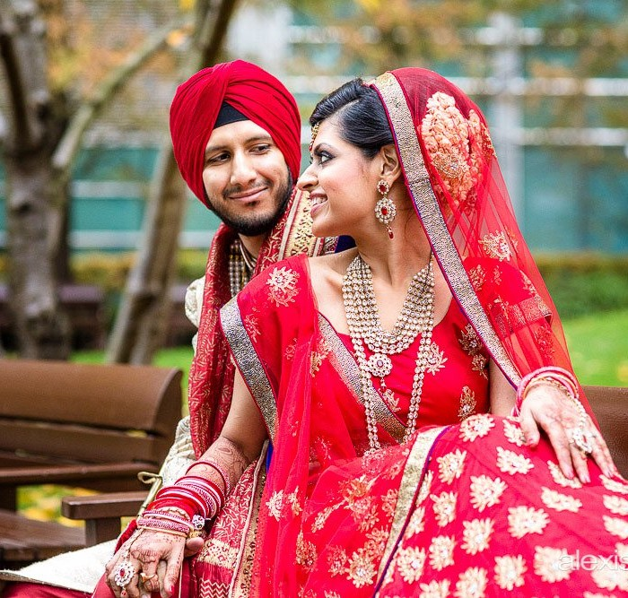 Sikh Wedding Photographer London - Jess & Suresh