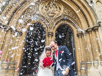 Fortnum and Mason Wedding Photographer - Alice and Gianfranco