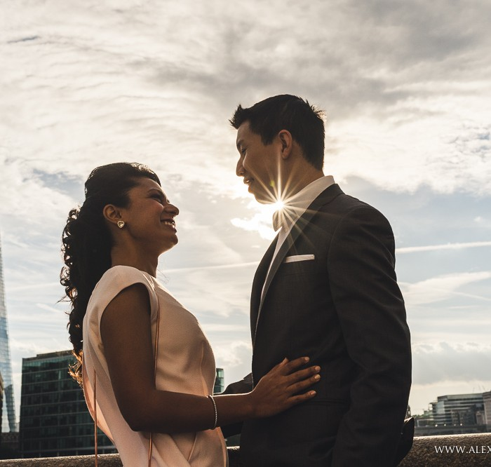 Pre-wedding photography in London - Jag & Dat