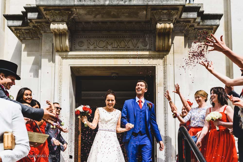 Islington Town Hall wedding photos-67-2
