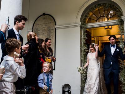 Home House wedding photographer - Kirsty and Luke