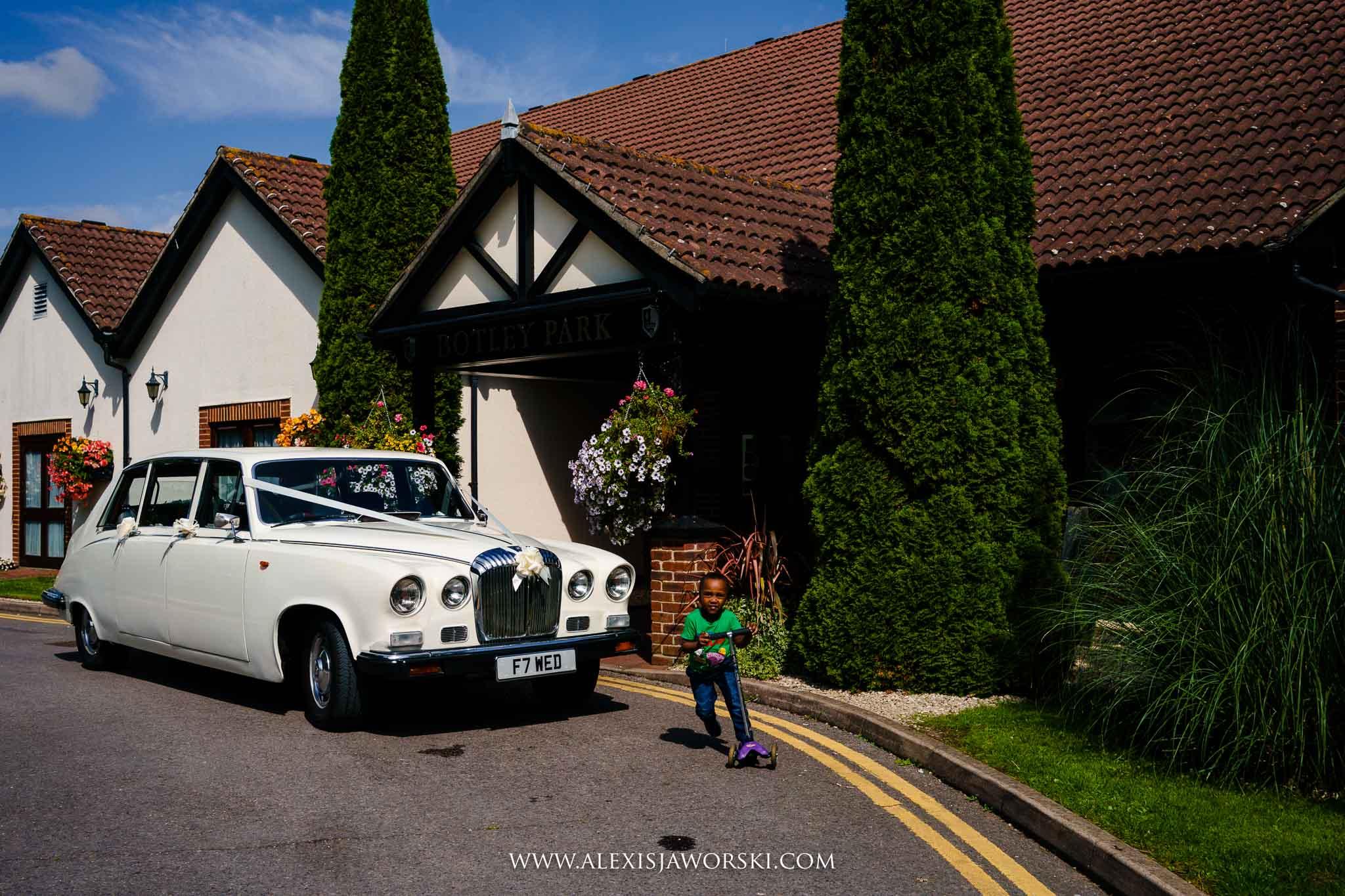 Botley Park wedding venue
