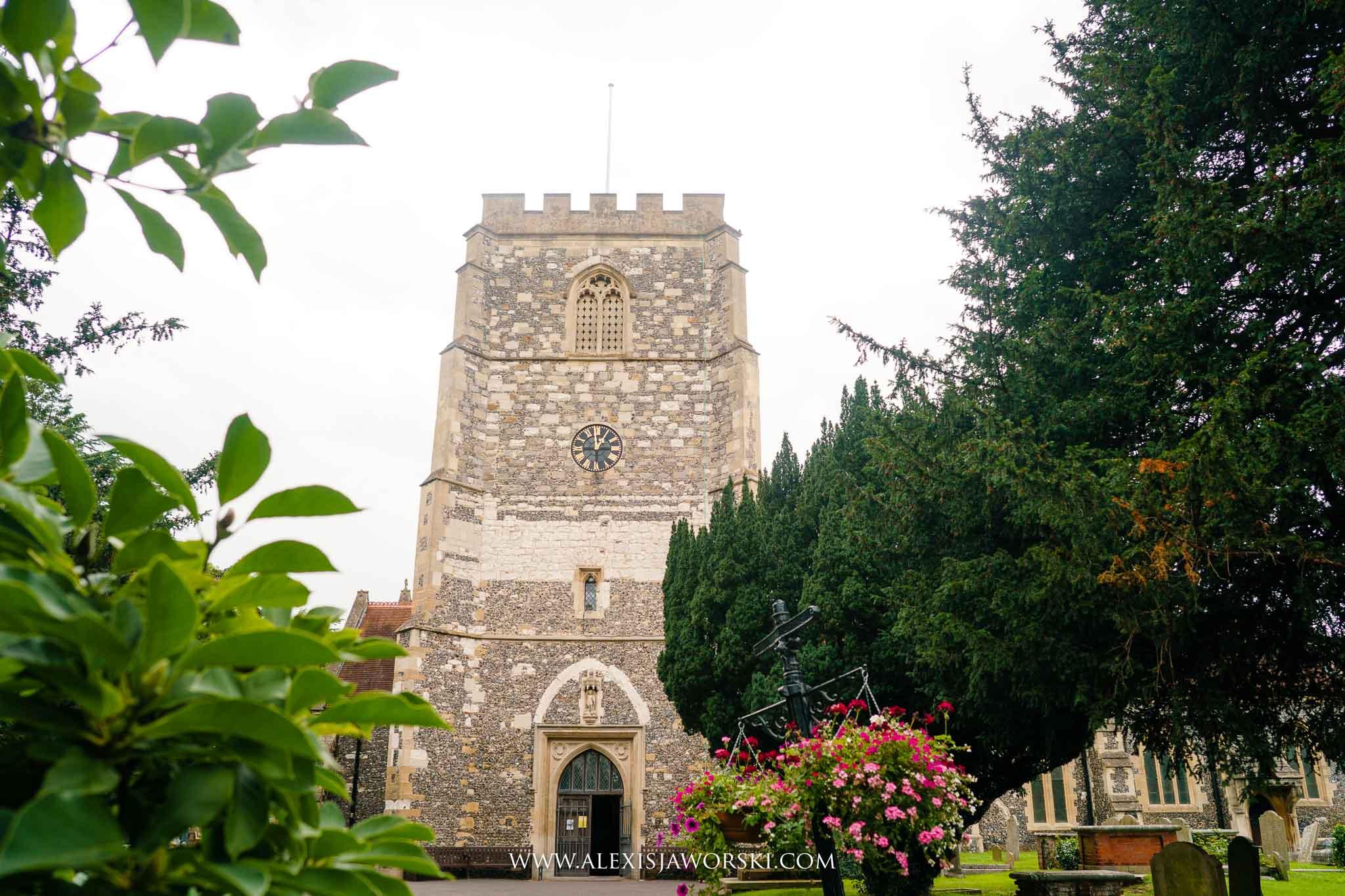 St. Michaels Church in Bray