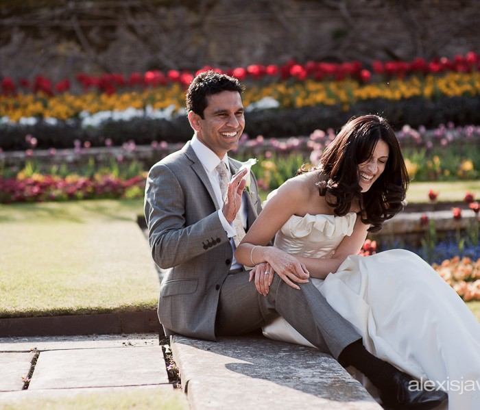 Hampton Court Palace Wedding Photographer - London - Shabana and Mo