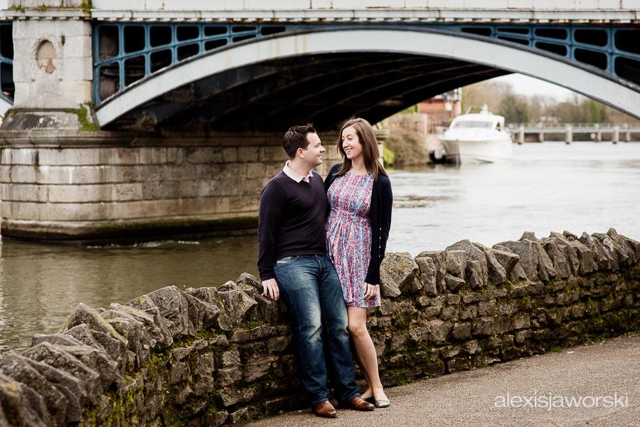 engagement photos in windsor 1
