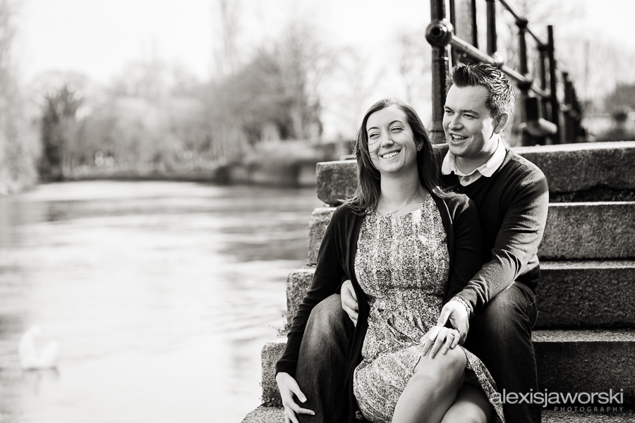 engagement photos in windsor 2