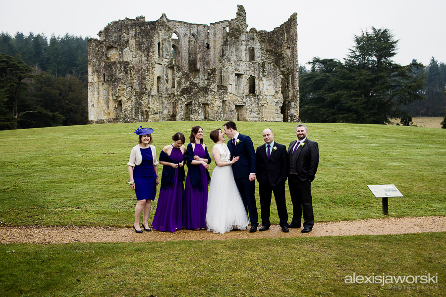 wedding photographer old wardour castle-158