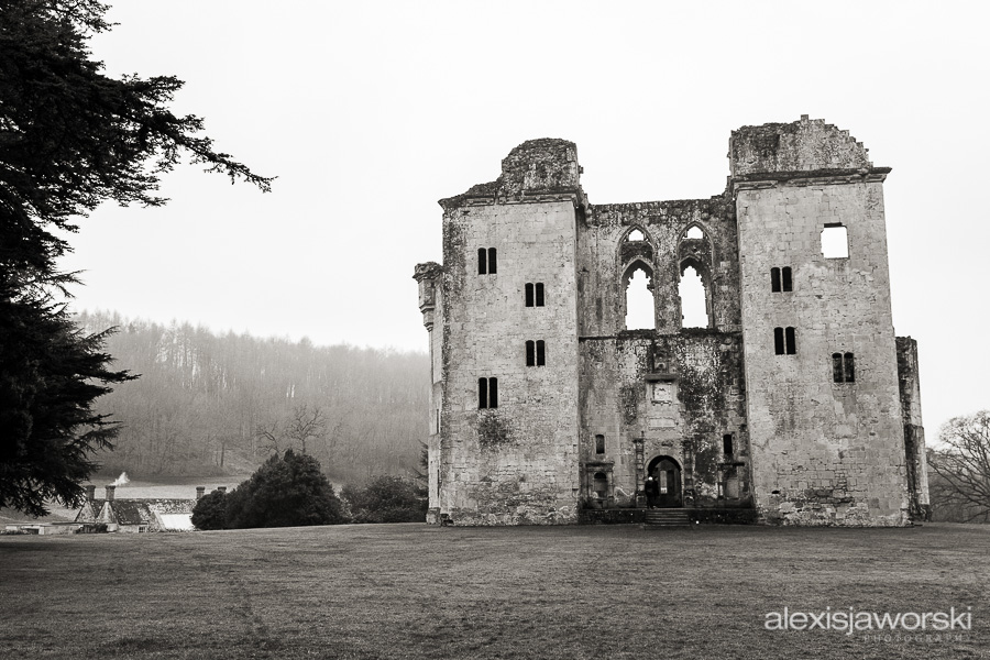 wedding photographer old wardour castle-2