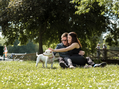 Engagement Photos in Marlow