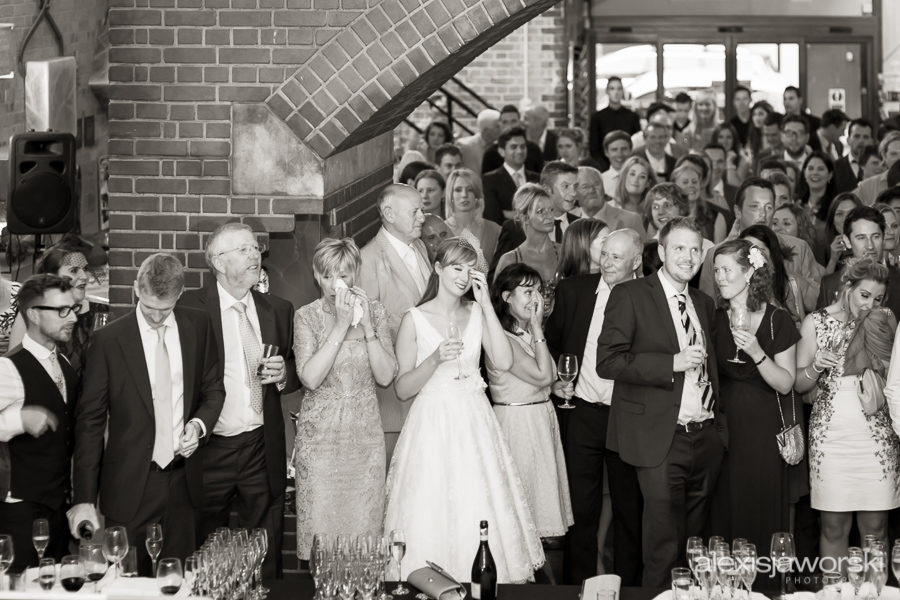 london canal museum wedding photographer-162