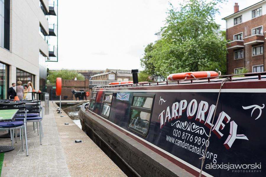 london canal museum wedding photographer-17
