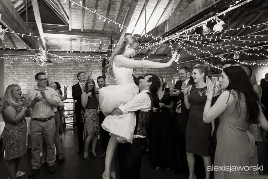 london canal museum wedding photographer-209