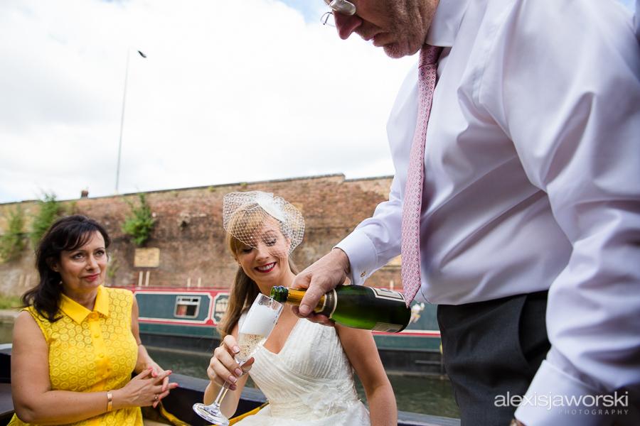 london canal museum wedding photographer-25