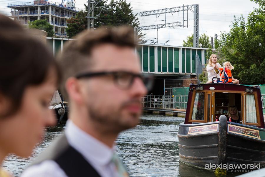 london canal museum wedding photographer-31