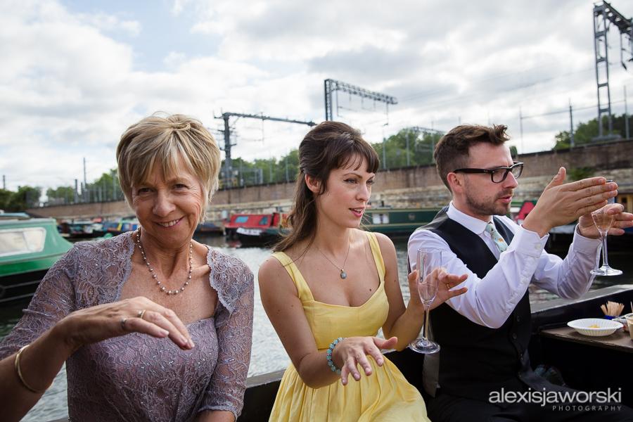 london canal museum wedding photographer-32