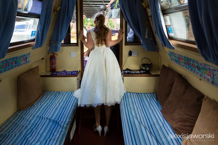 london canal museum wedding photographer-52