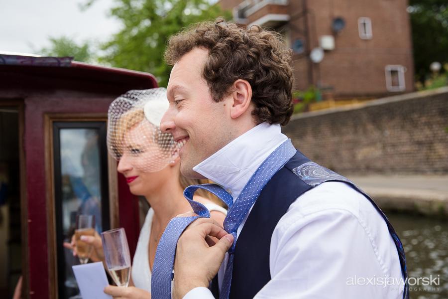 london canal museum wedding photographer-56