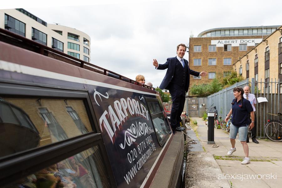 london canal museum wedding photographer-68