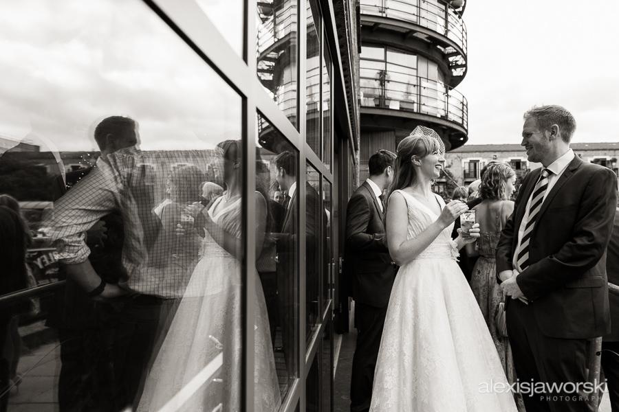 london canal museum wedding photographer-89