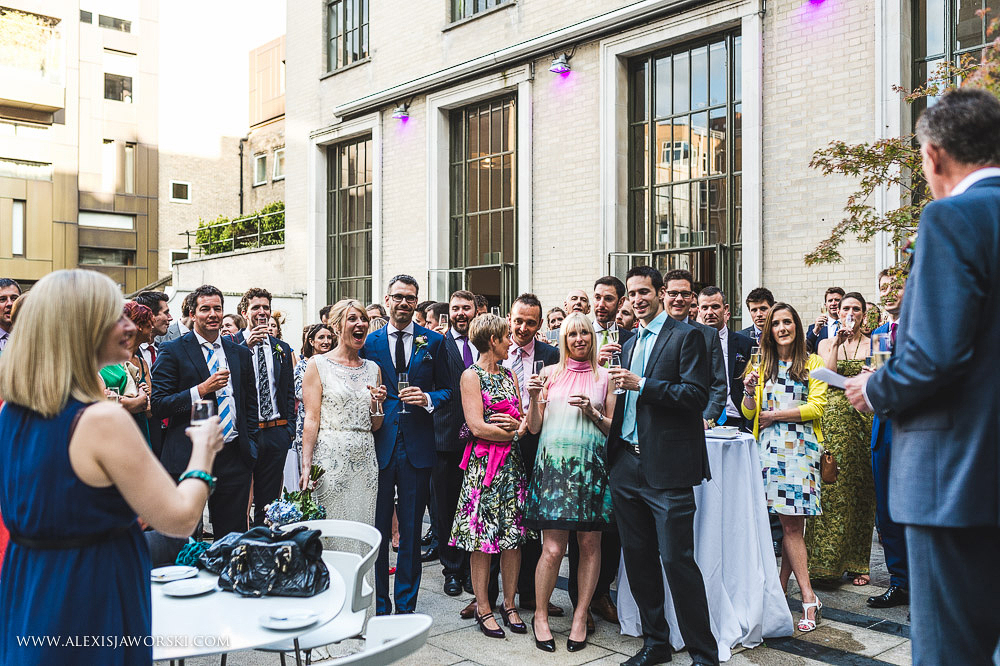 Royal Institute of British Architects Wedding Photography-202-2