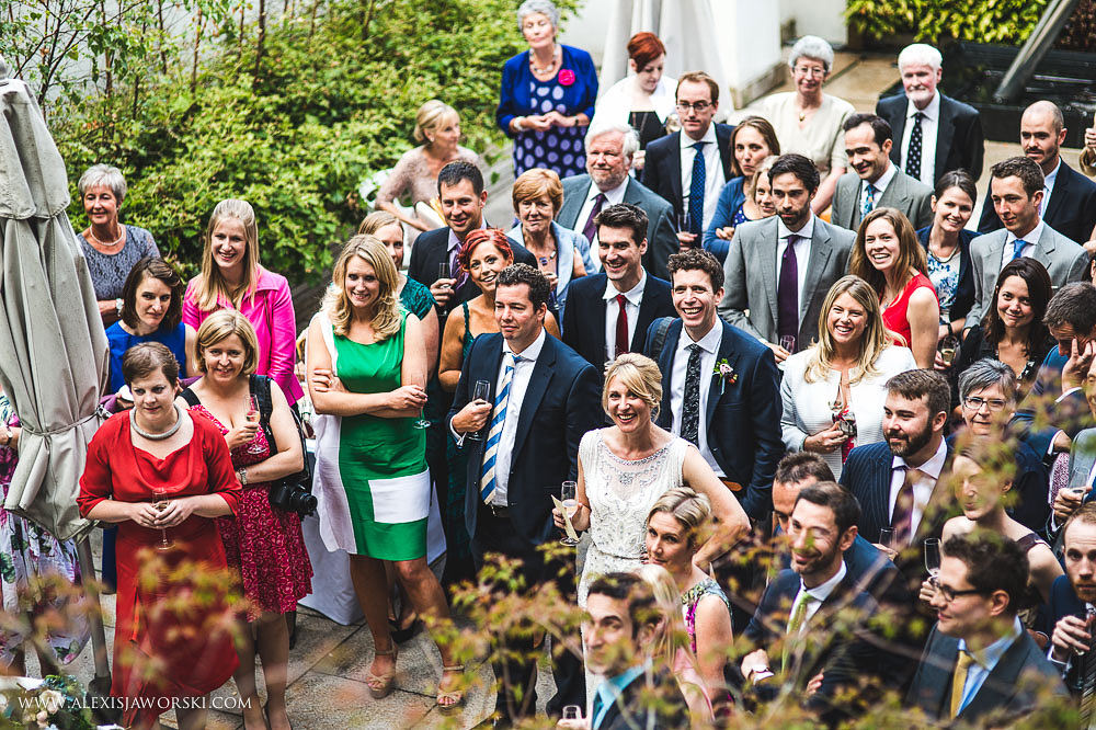 Royal Institute of British Architects Wedding Photography-231-2