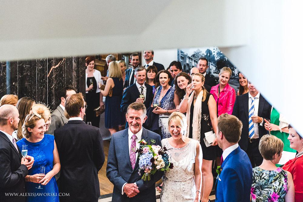 Royal Institute of British Architects Wedding Photography-62-2