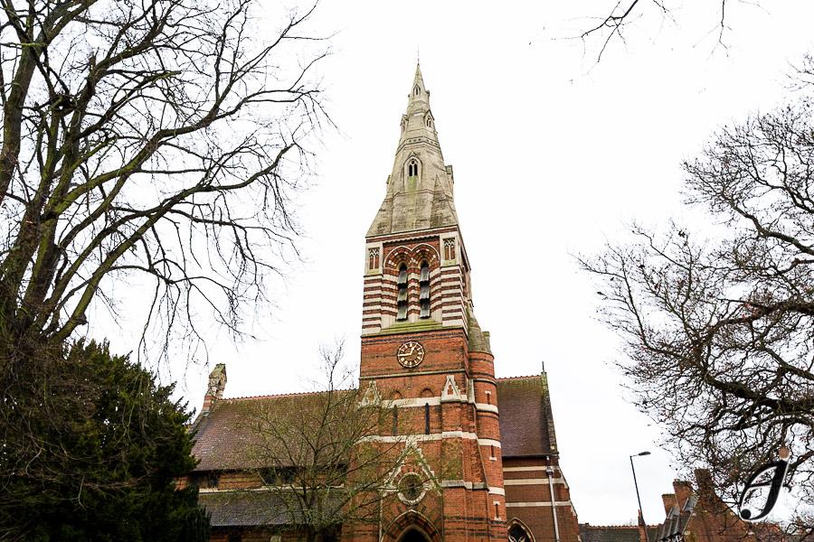 all saints church in maidenhead