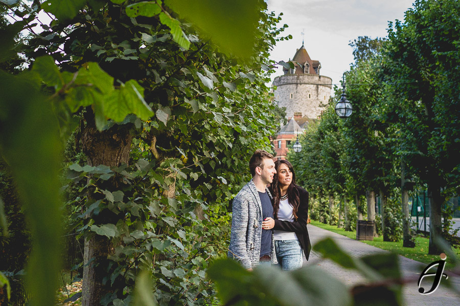 engagement photography in windsor