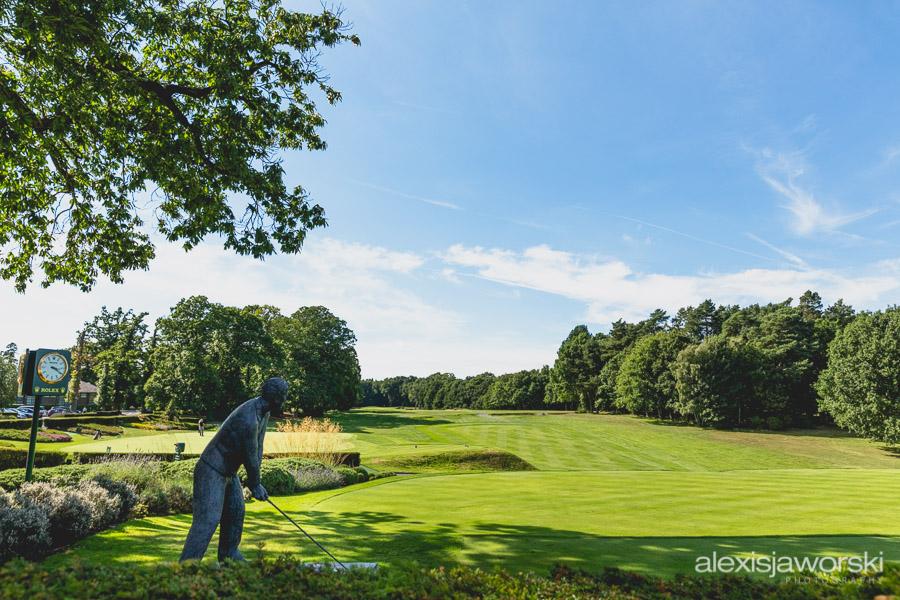 wenworth golf club wedding photography-1