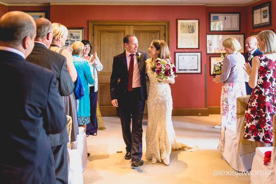 wenworth golf club wedding photography-35