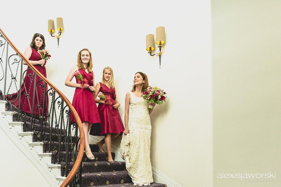 wenworth golf club wedding photography-5