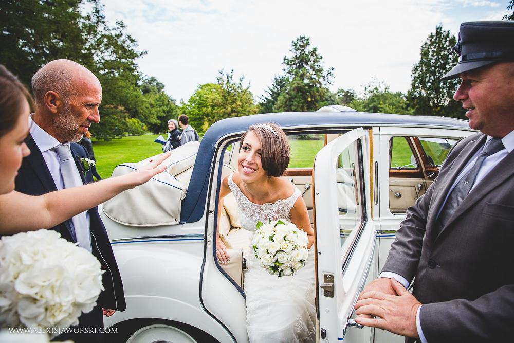 Kew gardens wedding ceremony