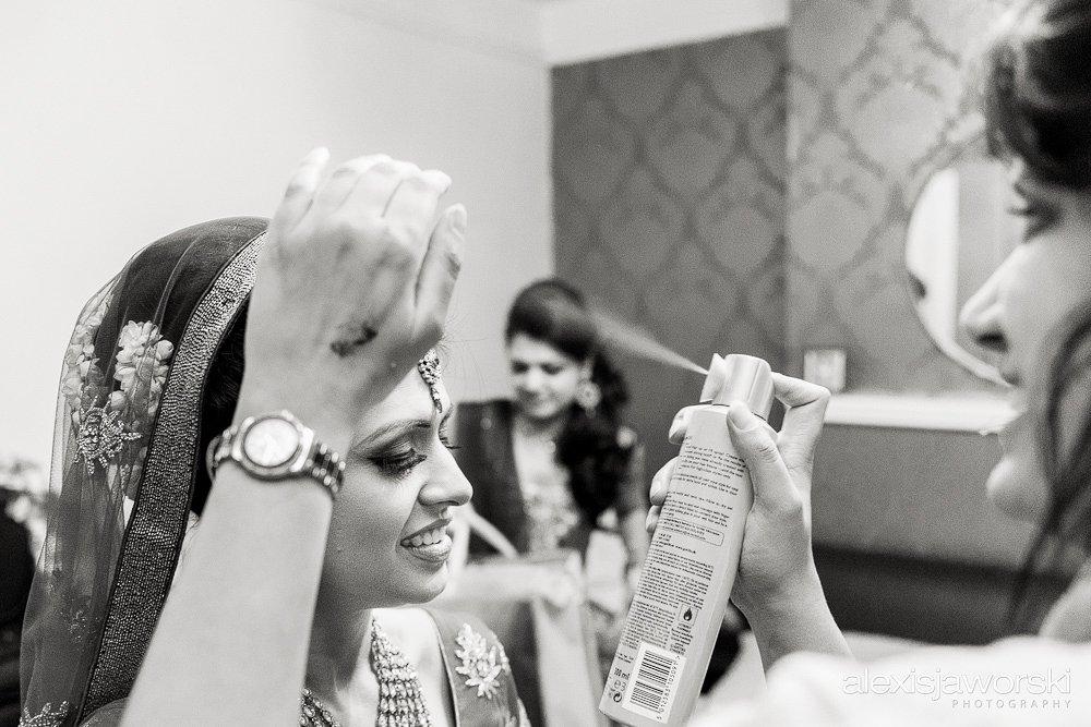 bride_prep_sikh wedding photography london-22