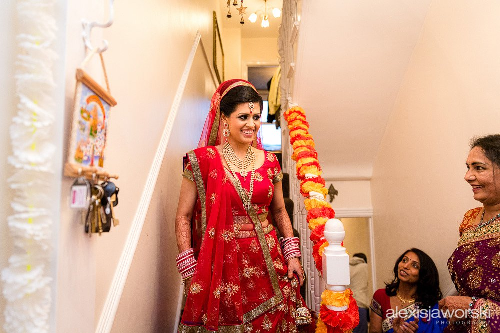 bride_prep_sikh wedding photography london-24