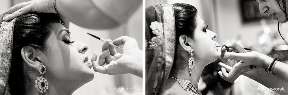 bride_prep_sikh wedding photography london-28