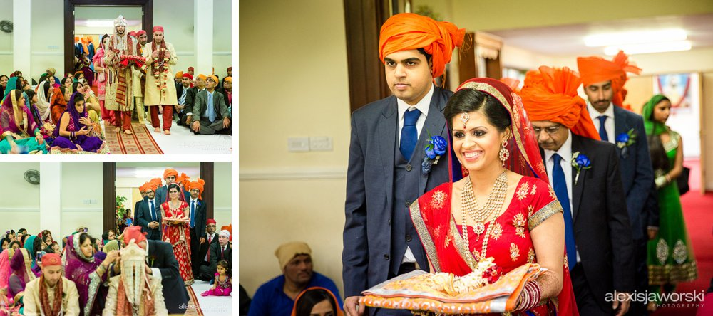 sikh wedding photography london_reception-134