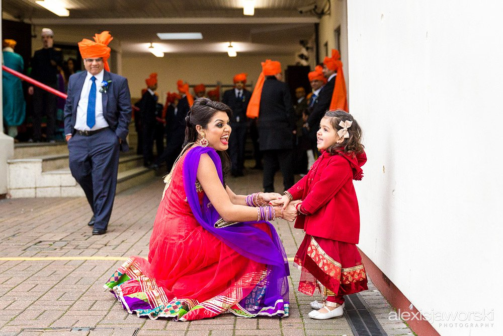 sikh wedding photography london_reception-14