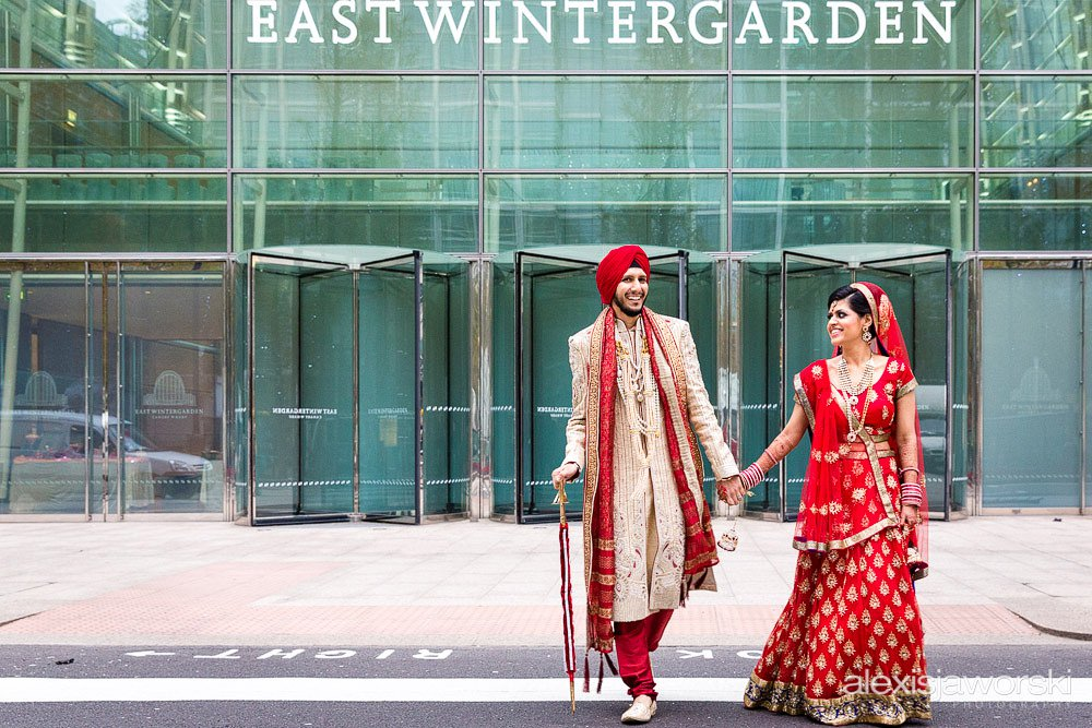 sikh wedding photography london_reception-317