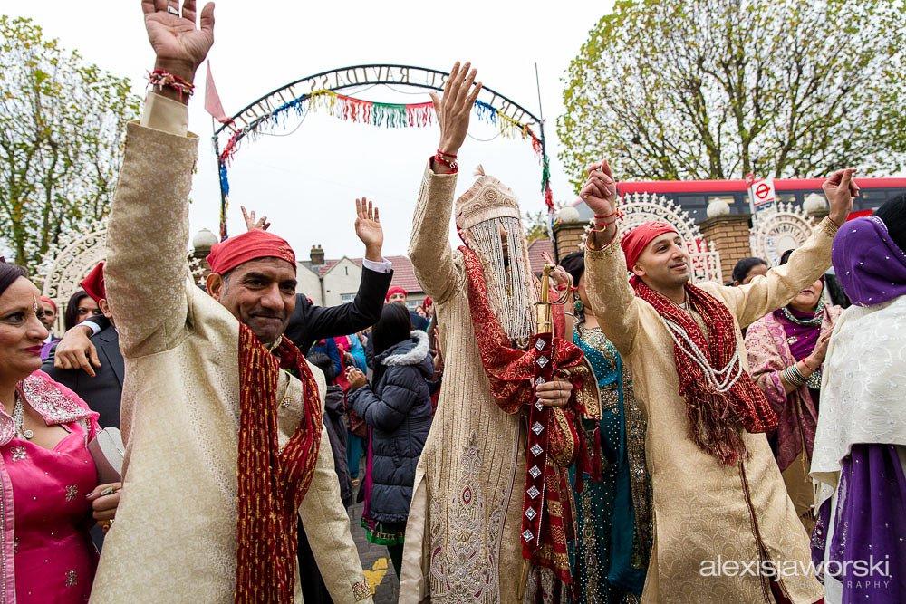 sikh wedding photography london_reception-45