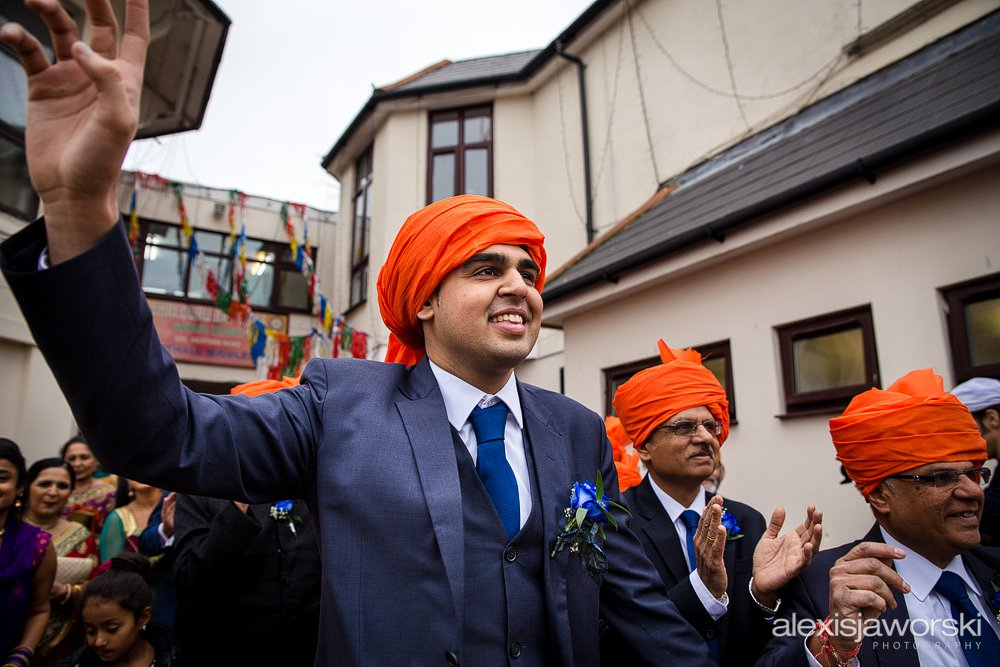 sikh wedding photography london_reception-49