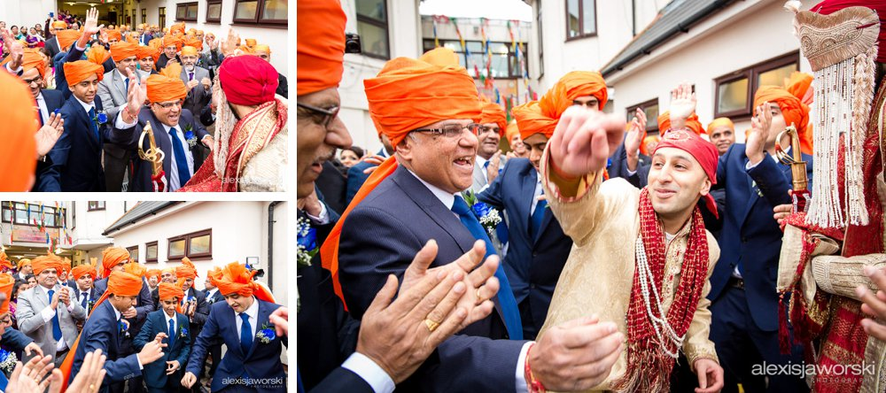 sikh wedding photography london_reception-60