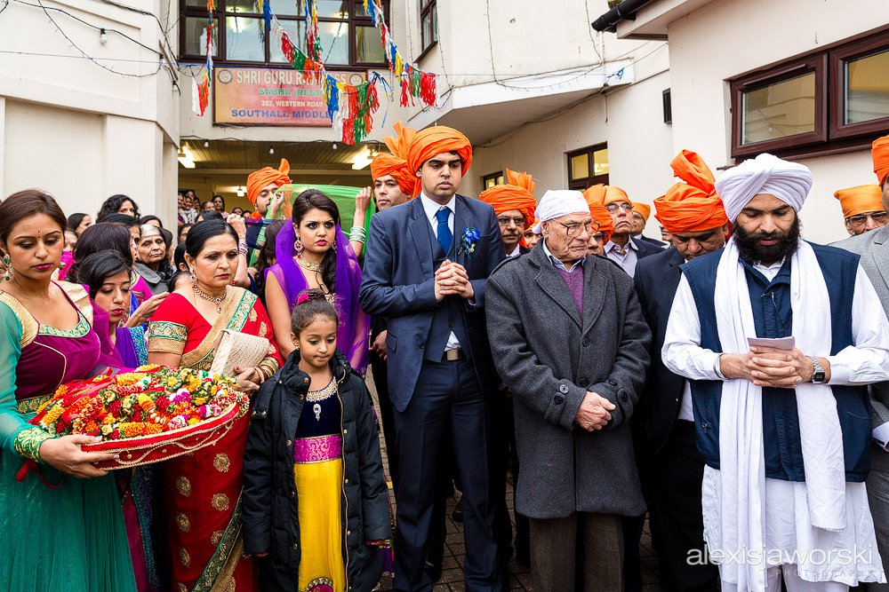 sikh wedding photography london_reception-76