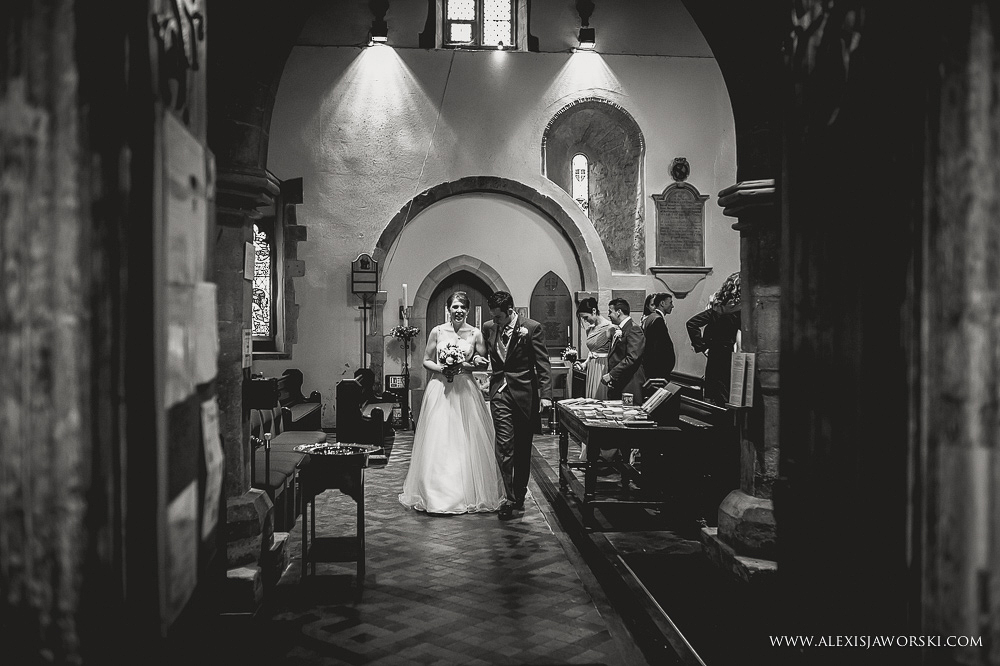 Cafe rouge Wedding Photography - Hitchin - Clare and Tom-143