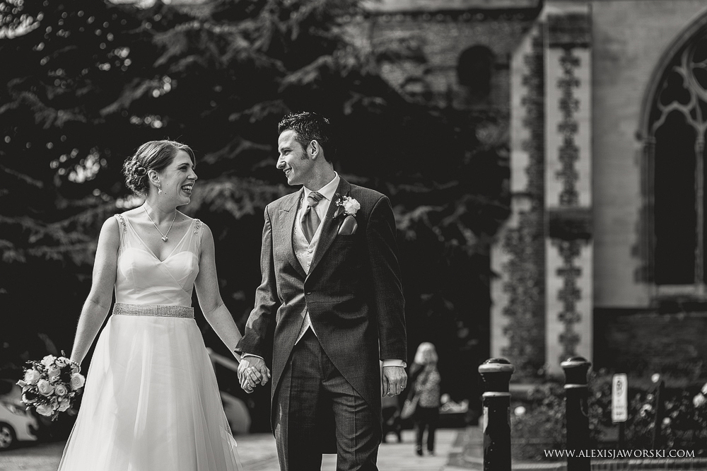 Cafe rouge Wedding Photography - Hitchin - Clare and Tom-166
