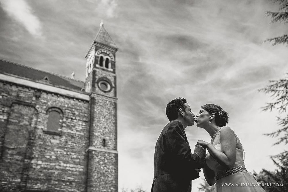 Cafe rouge Wedding Photography - Hitchin - Clare and Tom-176